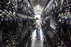 Microsoft Bing Maps' datacenter