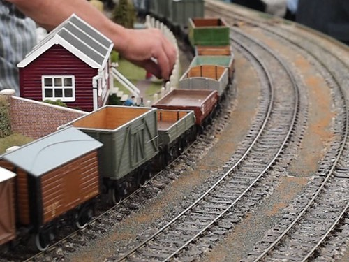 Live Steam Models #1