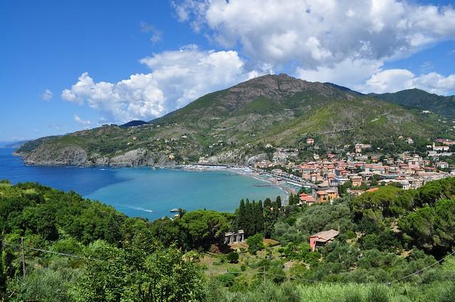 Levanto, Liguria, Cinqueterre