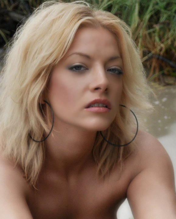 Angela Tropea, Star Of Naked Horror The Movie - A Photo -1372