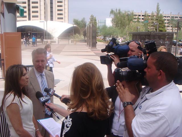 Arizona Criminal Attorney David Cantor Lisa Randall Dismissal 11