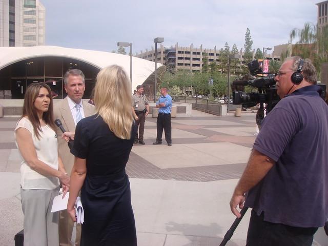 Arizona Criminal Attorney David Cantor Lisa Randall Dismissal 1