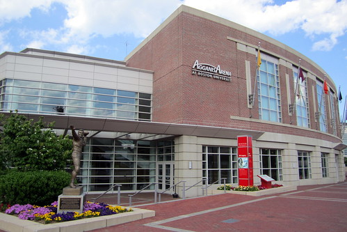 Boston University: Agganis Arena