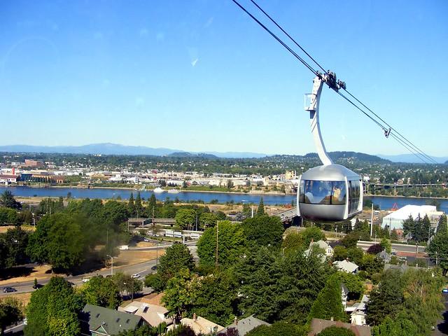 Aerial Tram|Portland