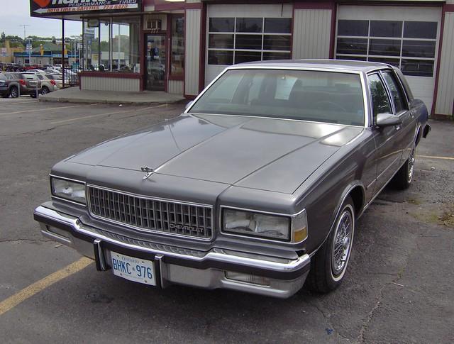 1989 Chevy Caprice LS
