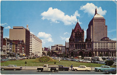 Copley Square, Boston, Massachusetts [front]