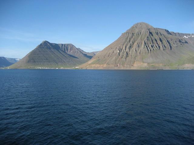 Coastline, Isafjordur