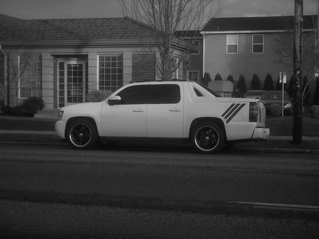 2007 chevrolet avalanche 22 inch rims flickr photo sharing. Black Bedroom Furniture Sets. Home Design Ideas