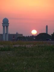 Tempelhofer Feld July 2010