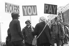 wir zahlen nicht für Eure Krise...