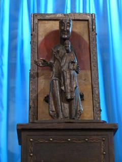 La vierge noire Notre-Dame de Belloc a Dorres 1