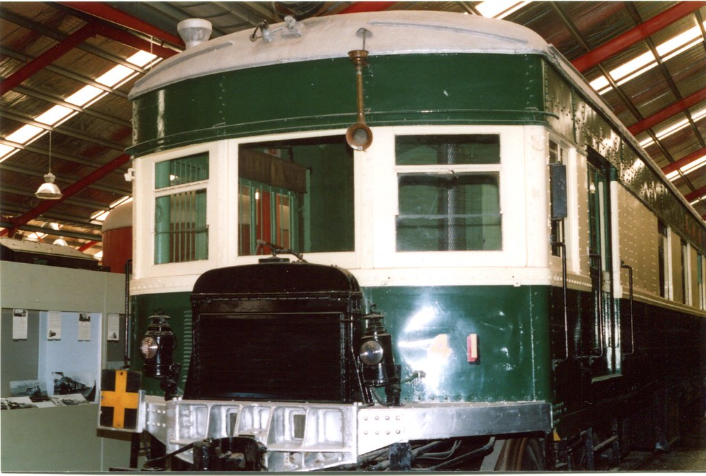 South Australian Railways - Brill Rail Car