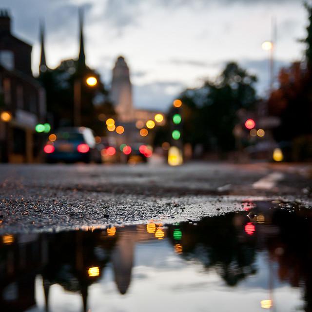 It's Been Rainin'
