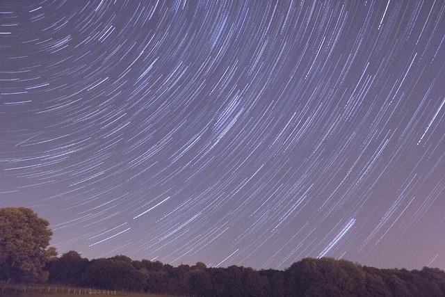 Perseus and Perseid Meteor