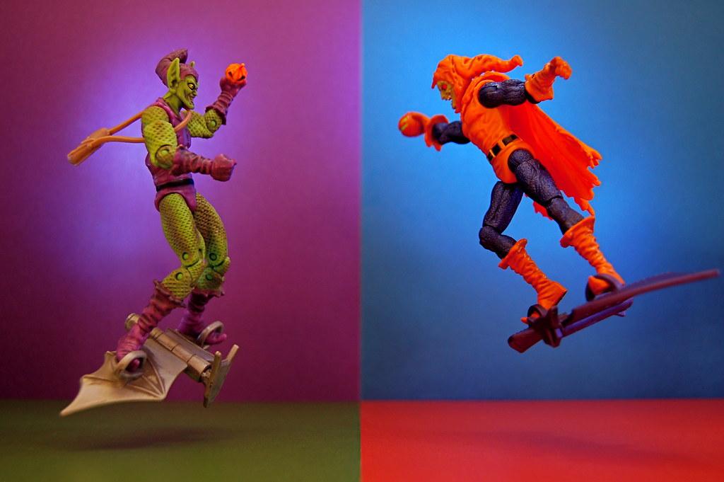 Green Goblin vs. Hobgoblin (234/365)