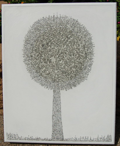 MicroDoodle Topiary