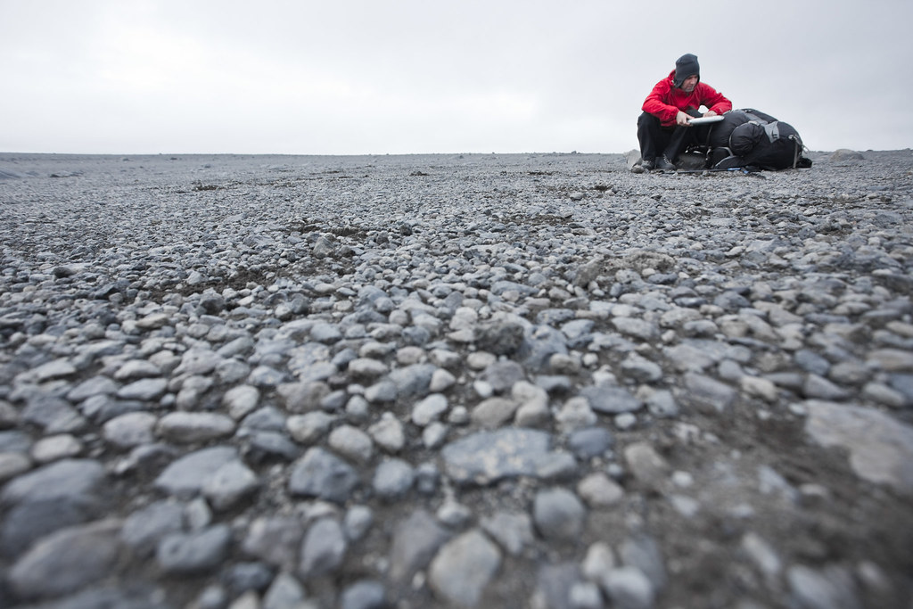 Iceland crossing