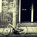 Bike in a street by josemanuelerre