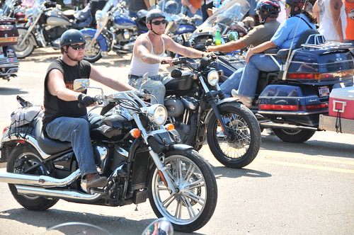 Sturgis Mississippi Motorcycle Rally