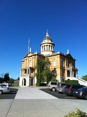 Auburn CA Courthouse