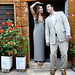 Pictures of Cari and George's Engagement and Wedding  in Crete