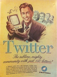 Twitter: The sublime, mighty community in 140 characters or less