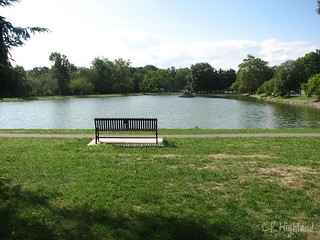 Culler Lake at Baker Park