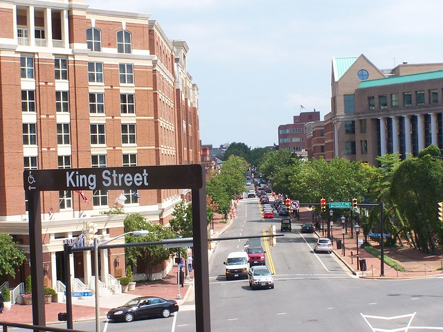 Old Town Alexandria Virginia King Street 100_5001.JPG