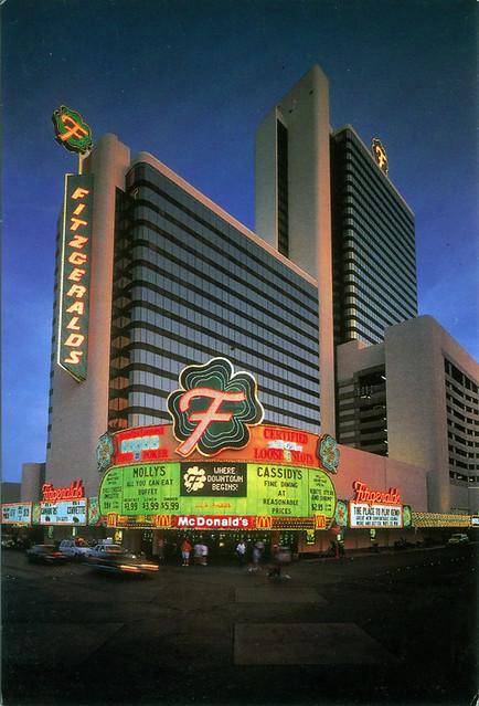 fitzgerald casino las vegas