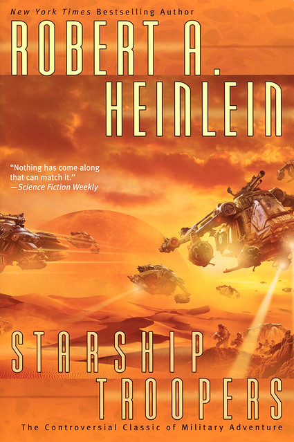 Starship troopers book report
