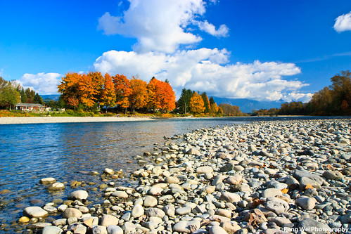 travel wallpaper usa color fall nature beauty river landscape washington scenic scenary sultan nationalgeographic skykomishriver winnr