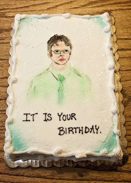 the office birthday quotes