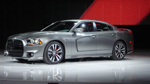 2011 Dodge Charger SRT8 Photo