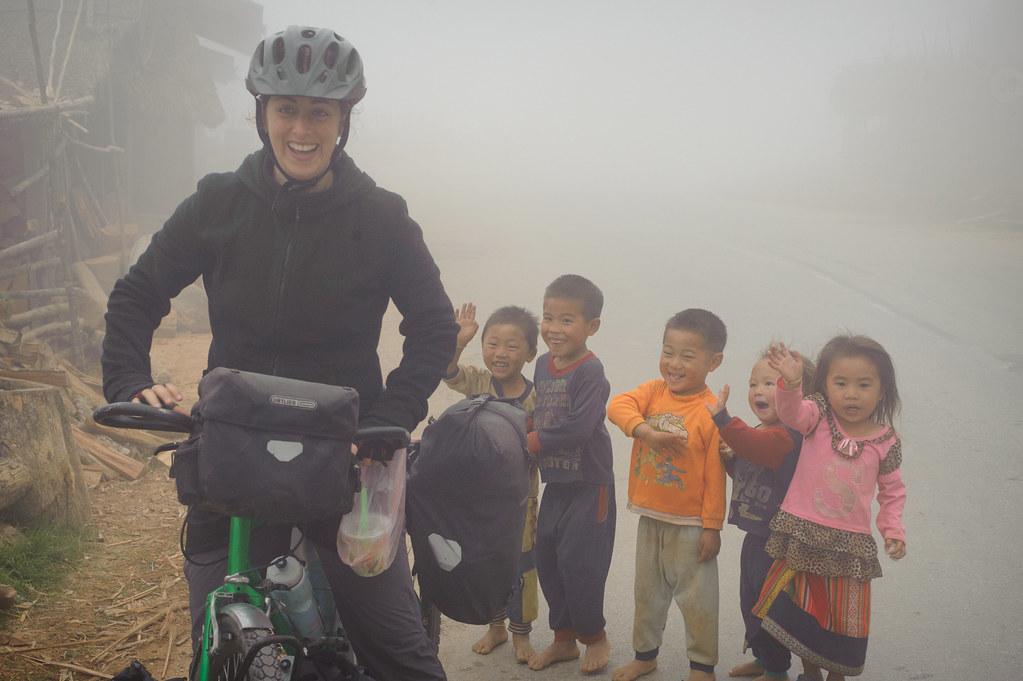 Happy Tara & Lao Kids