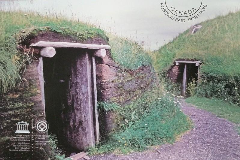 Canada - UNESCO WHS - Newfoundland - L'Anse aux Meadows