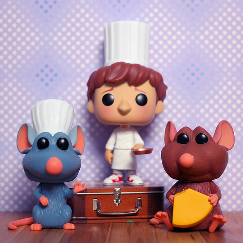 Ratatouille Funko Pop! Vinyls