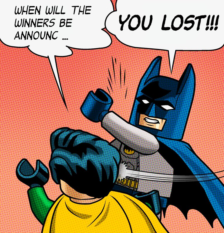 YOU LOST!!!
