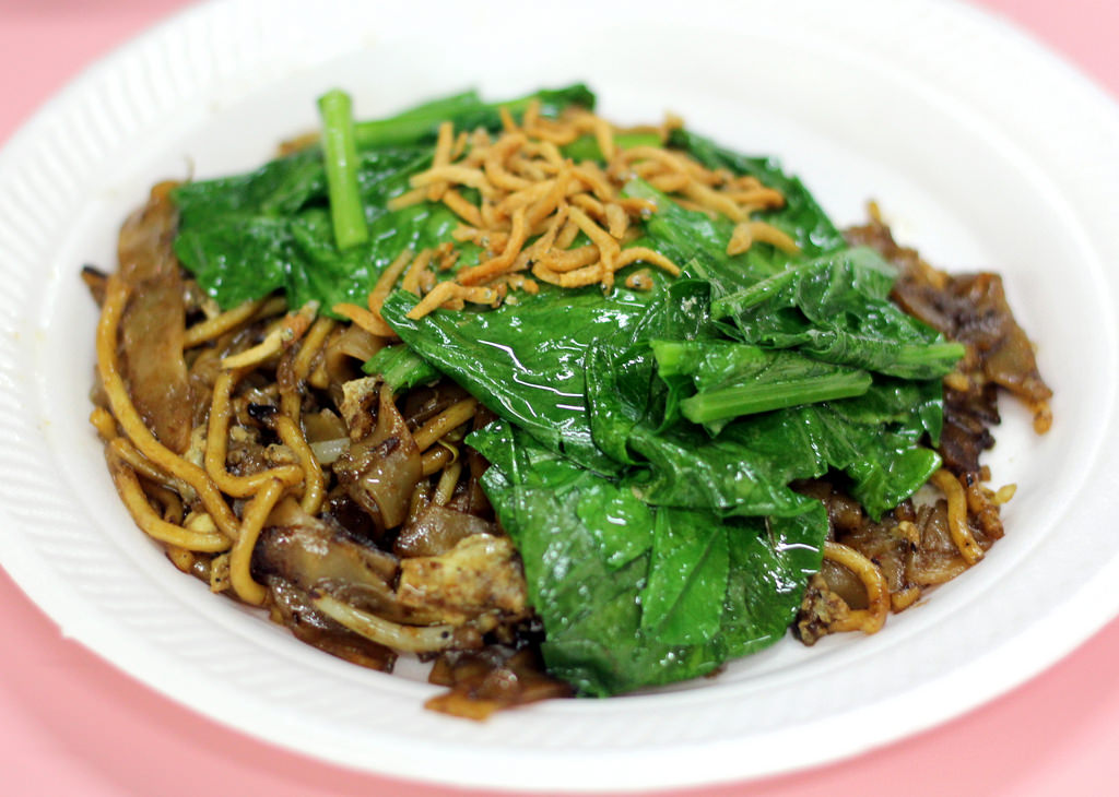Golden Mile Food Centre: 91 Fried Kway Teow