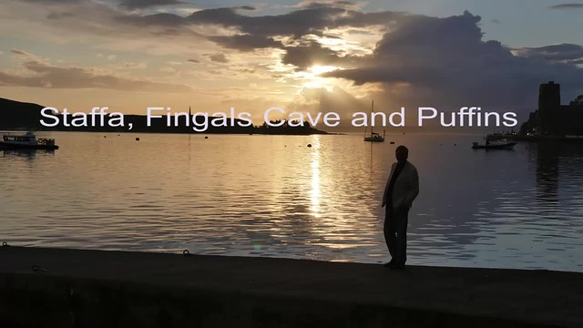 Staffa Fingals Cave And The Puffins - The Real Experience