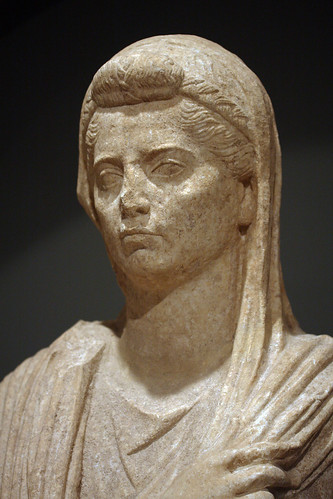 Portrait of a Roman Lady (Worcester)