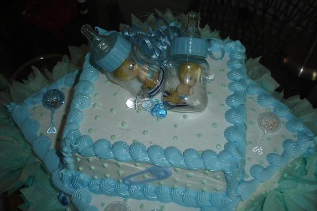bizcocho de baby shower flickr photo sharing