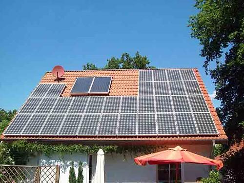 solaranlagen warmwasser referenz der ever energy group gmbh photovoltaik solaranlage. Black Bedroom Furniture Sets. Home Design Ideas