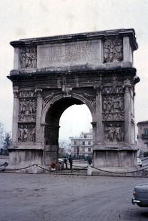 Beneventum, Arch of Trajan (II)