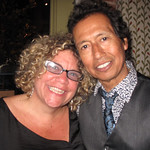 With WFUV Music Director Rita Houston