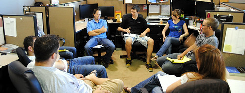 Marketing Team by Infusionsoft