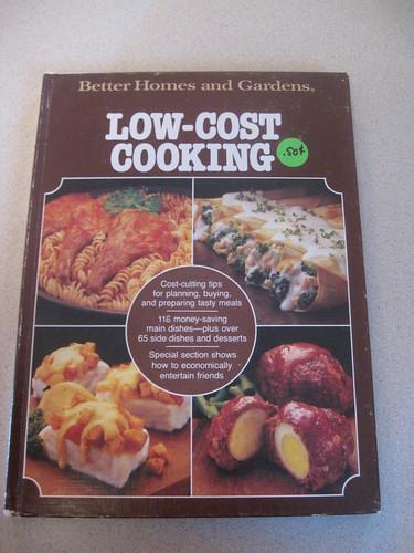 our garage sale cookbook