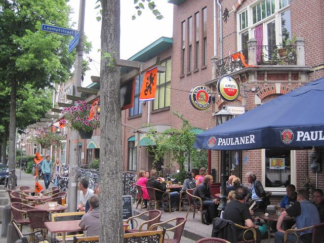 Cafe in Nijmegen