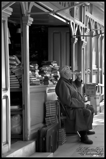 El Viejo Librero.
