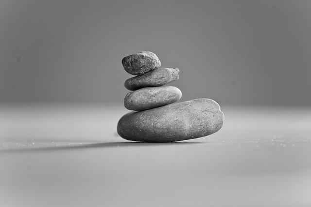 Zen Of Pea Gravel Flickr Photo Sharing