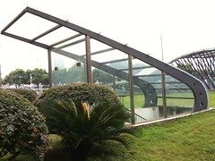outdoor structure(0.0), arch(0.0), pergola(0.0), walkway(0.0), handrail(1.0), property(1.0),